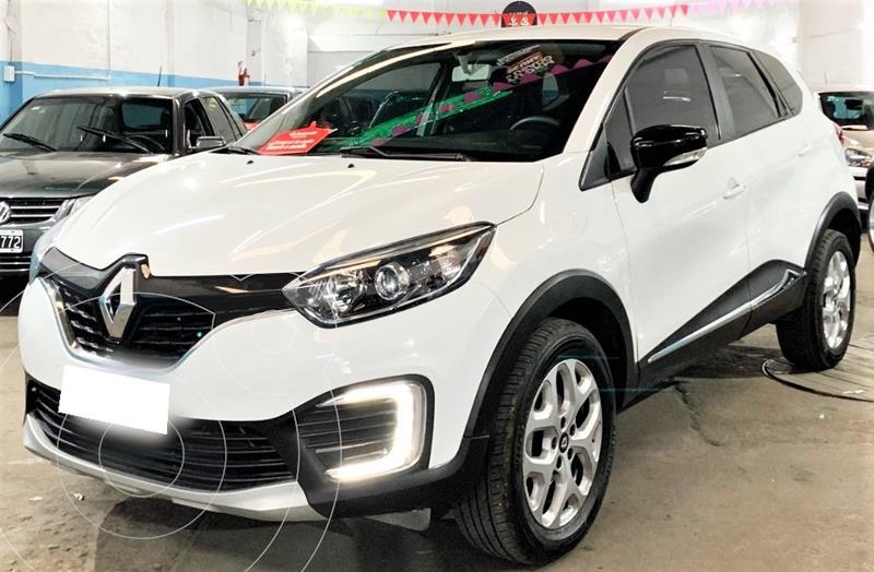 Foto Renault Captur Zen usado (2017) color Blanco precio $2.510.000