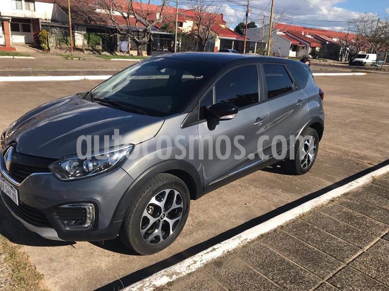 Renault Captur Intens usado (2017) color Gris precio $1.750.000