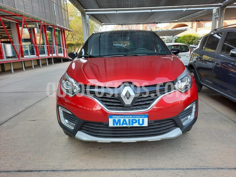 Renault Captur Intens usado (2019) color Rojo Fuego precio $2.050.000