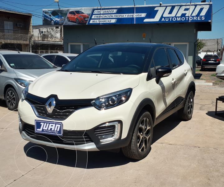 Renault Captur Intens usado (2018) color Beige precio $2.090.000