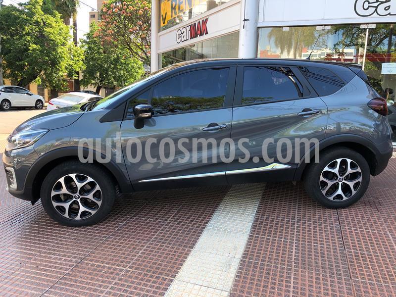 Renault Captur Intens usado (2017) color Gris precio $1.799.990