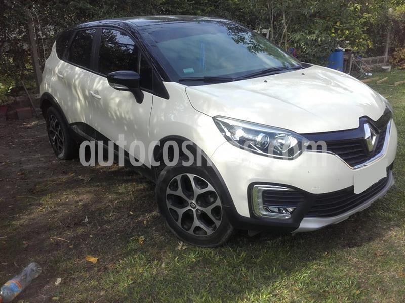 Renault Captur Intens usado (2018) color Blanco precio $1.170.000