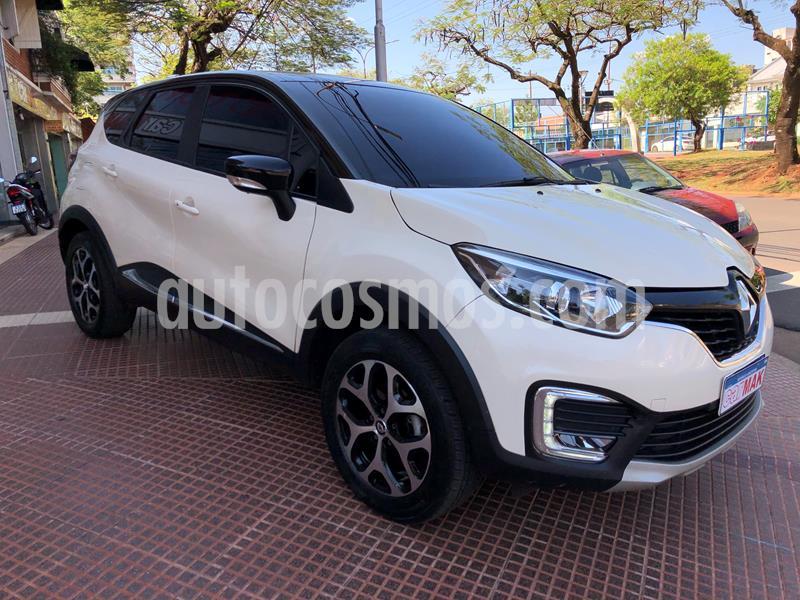 Renault Captur Intens usado (2017) color Blanco precio $1.549.990