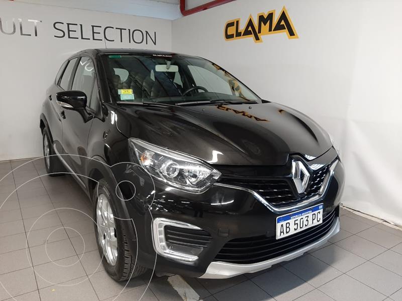 Foto Renault Captur Zen usado (2017) color Negro precio $2.690.000