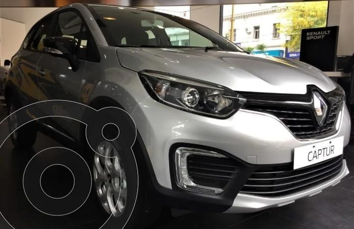 Foto Renault Captur Intens nuevo color Gris Estrella financiado en cuotas(anticipo $779.000 cuotas desde $27.008)
