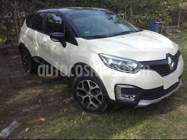 Renault Captur Intens usado (2018) color Blanco Glaciar precio $980.000