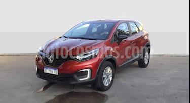 Renault Captur Intens 1.6 CVT usado (2018) color Rojo precio $920.000