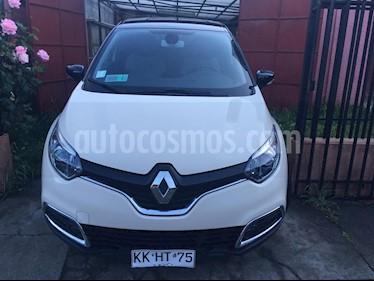 foto Renault Captur 1.5L Dynamique usado (2018) color Blanco Marfil precio $11.500.000