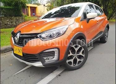 Renault Captur 2.0L Intens Aut Bi-tono usado (2018) color Bronce precio $59.900.000
