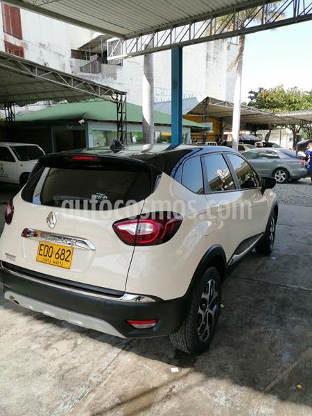 Renault Captur 2.0L Intens Aut Bi-tono usado (2019) color Blanco precio $61.000.000