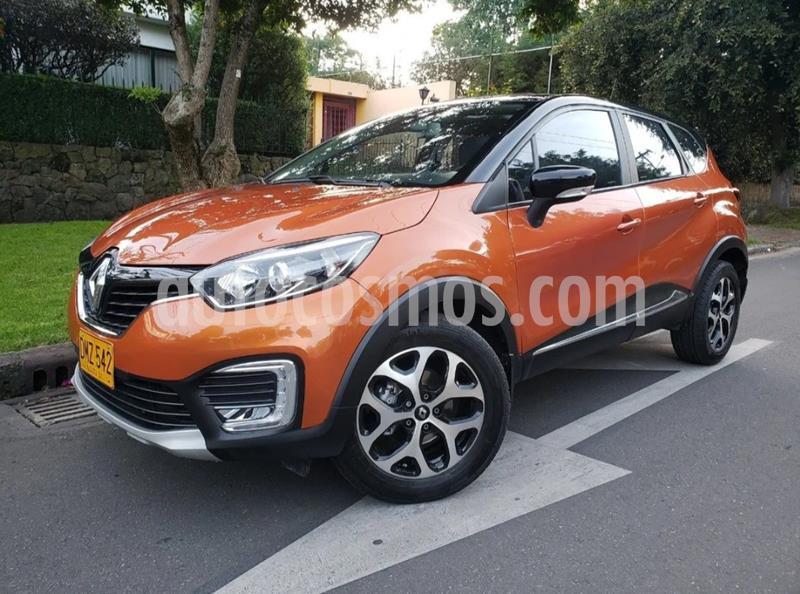 Renault Captur 2.0L Intens Aut usado (2017) color Bronce precio $58.500.000