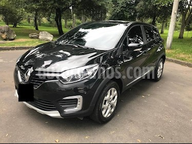 Renault Captur 2.0L Zen usado (2017) color Negro precio $35.000.000