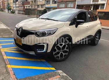 Renault Captur 2.0L Zen  usado (2018) color Bronce precio $58.900.000