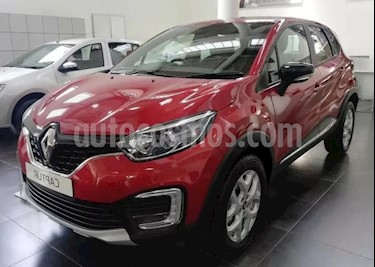 Renault Captur 2.0L Zen  nuevo color Rojo precio $75.440.000