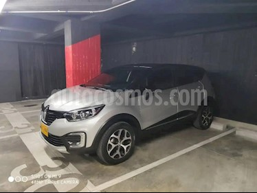 Renault Captur 2.0L Intens Aut  usado (2020) color Gris precio $50.000.000