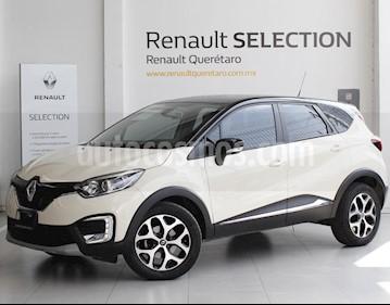 Foto venta Auto usado Renault Captur Iconic Aut (2018) color Beige precio $304,000