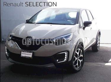 Foto venta Auto usado Renault Captur Iconic Aut (2018) color Beige precio $305,000