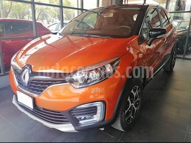 Foto venta Auto usado Renault Captur Iconic Aut (2018) color Naranja precio $269,000
