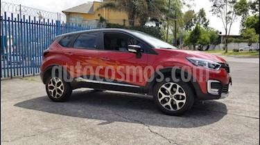 Renault Captur Iconic Aut usado (2018) color Rojo Flama precio $249,500