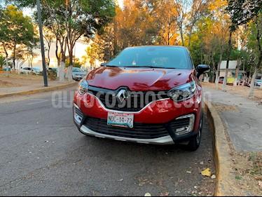 Renault Captur Iconic Aut usado (2018) color Rojo Flama precio $324,000