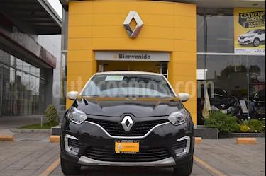 Renault Captur Iconic Aut usado (2018) color Negro precio $275,000