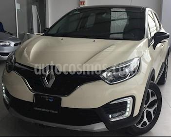 Foto venta Auto usado Renault Captur Iconic Aut (2018) color Beige precio $299,000