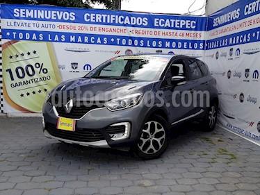 Foto venta Auto usado Renault Captur Iconic Aut (2018) color Gris Metalico precio $269,000