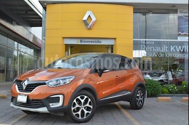 Renault Captur Iconic Aut usado (2018) color Naranja precio $310,000