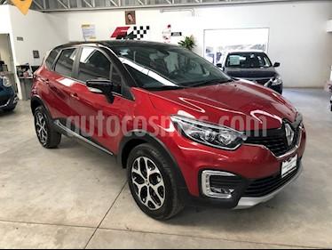 Foto Renault Captur Iconic Aut usado (2019) color Rojo precio $299,000