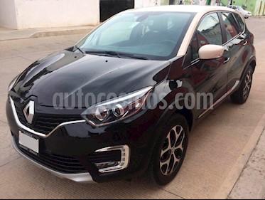 Foto venta Auto usado Renault Captur Iconic Aut (2018) color Negro precio $267,000