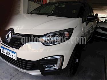Foto venta Auto usado Renault Captur Intens 1.6 CVT (2018) color Blanco precio $380.000