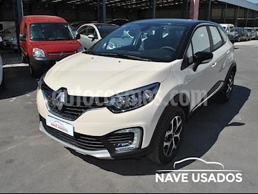 Foto venta Auto usado Renault Captur Intens 1.6 CVT (2018) color Beige precio $750.000