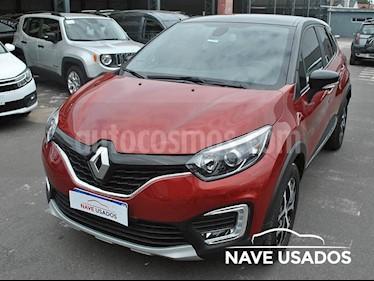 Foto venta Auto Usado Renault Captur Intens 1.6 CVT (2018) color Bordo