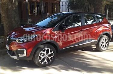 Renault Captur Intens 1.6 CVT usado (2019) color Rojo Fuego precio $1.200.000