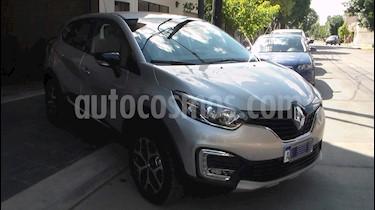 Foto venta Auto usado Renault Captur Intens 1.6 CVT (2018) color Plata Metalizado precio $749.900
