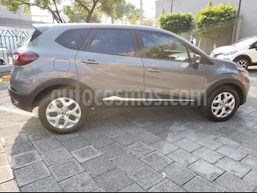 Foto venta Auto usado Renault Captur Intens Aut (2018) color Gris Acero precio $250,000