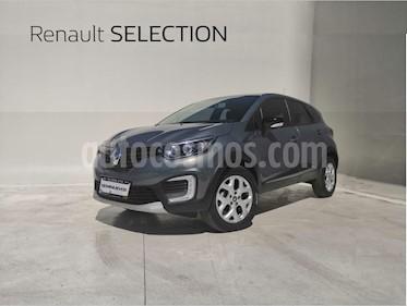 Renault Captur Intens Aut usado (2018) color Gris precio $285,000