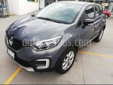 Foto venta Auto usado Renault Captur Intens Aut (2018) color Gris precio $270,000