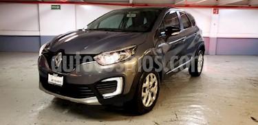 Foto venta Auto usado Renault Captur Intens Aut (2018) color Gris precio $269,000