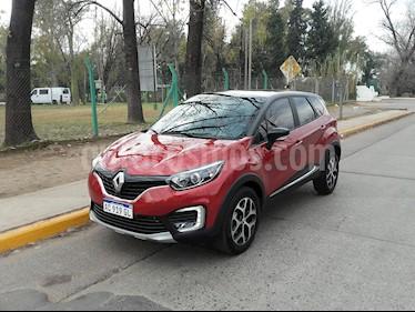 Foto Renault Captur Intens usado (2018) color Rojo precio $950.000