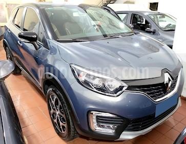 Foto venta Auto usado Renault Captur Intens (2017) color Celeste precio $649.500