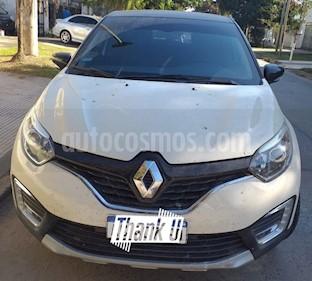 Foto venta Auto usado Renault Captur Intens (2018) color Amarillo precio $795.000