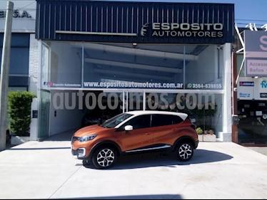 Foto venta Auto Usado Renault Captur Intens (2016) color Naranja precio $595.000