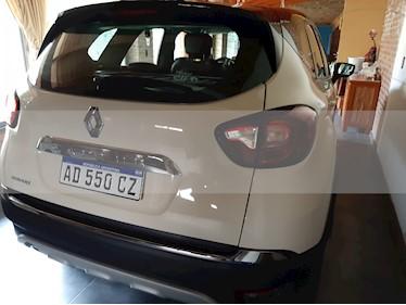 Renault Captur Intens usado (2019) color Amarillo precio u$s18.000