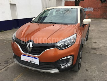 Foto Renault Captur Intens usado (2017) color Naranja precio $793.000