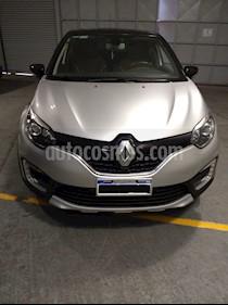 Renault Captur Intens usado (2017) color Gris precio u$s12.500