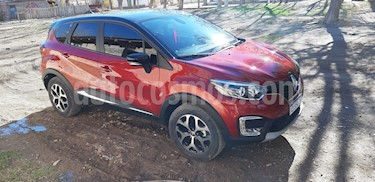 Foto venta Auto usado Renault Captur Intens (2019) color Rojo Fuego precio $980.000