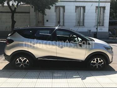 Foto venta Auto usado Renault Captur Intens (2018) color Gris Estrella precio $655.000
