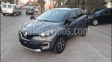 Foto venta Auto usado Renault Captur Intens (2017) color Gris Oscuro precio $715.000