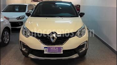 Foto venta Auto usado Renault Captur Intens (2018) color Blanco precio $745.000